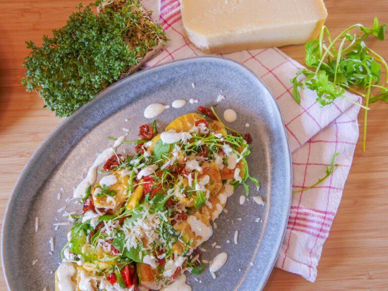 Gnocchi Pfanne mit spanischer Chorizo und Tomaten Rezept 1