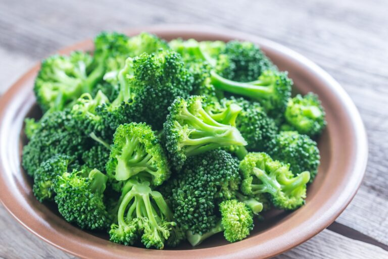 Brokkoli zubereiten, kochen & mehr