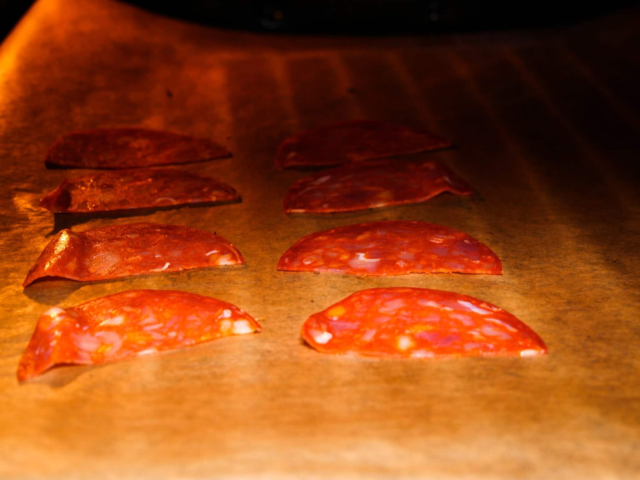 Chorizo im Ofen