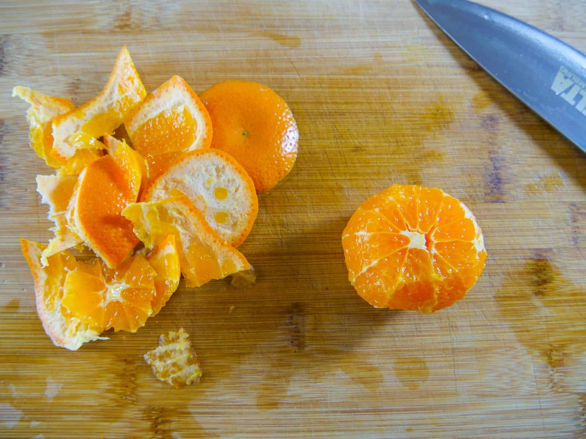 Mandarinen filetieren (3)