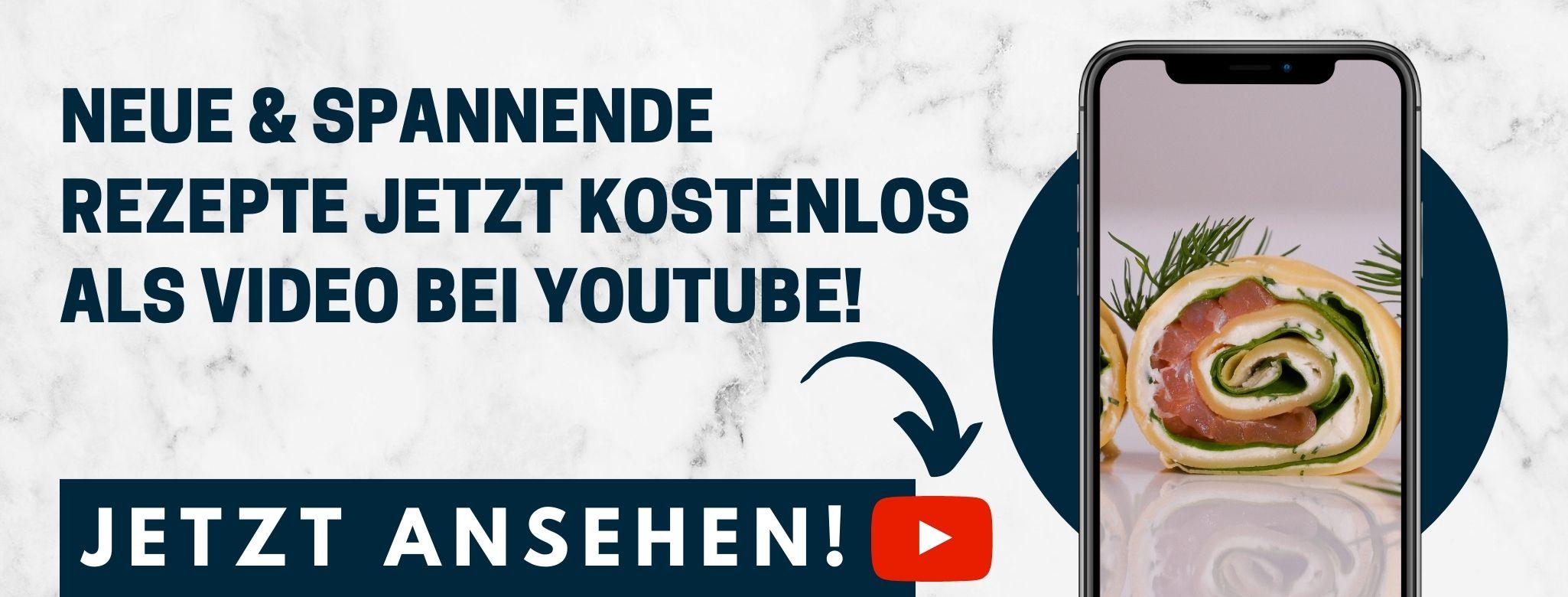 Mehr Genuss auf Youtube (2)