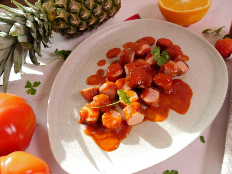 Rezept für eine fruchtige Currysauce zum selber machen