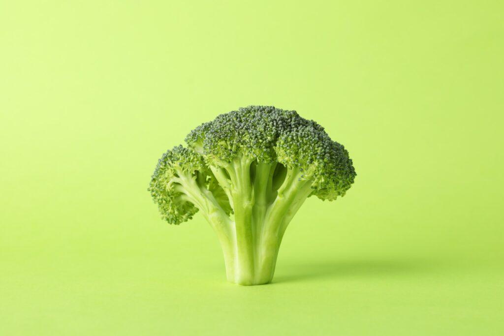 Rohen Brokkoli richtig verarbeiten